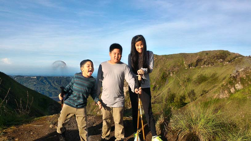 7 tips Mount Batur Trekking Beginner