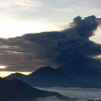 Mount Agung still in phase of eruption but Bali