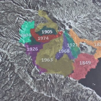 Mount Batur eruption