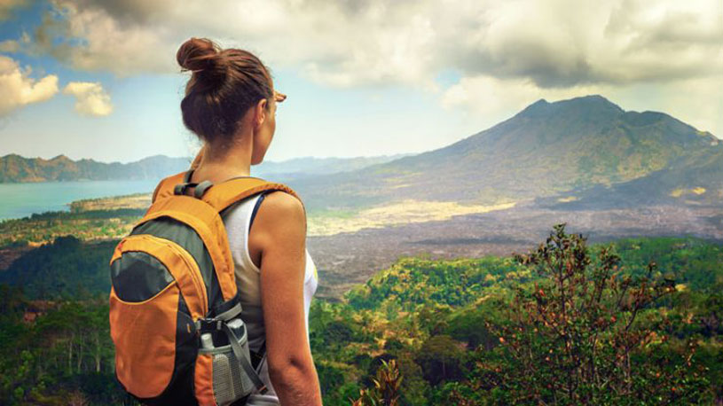 Top 5 trekking places in Bali