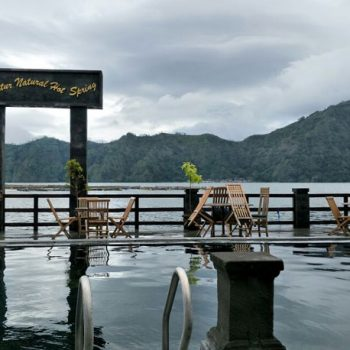 Batur Natural Hot Spring Price
