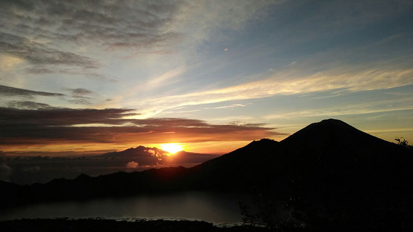 Mount Batur Trekking entrance fees