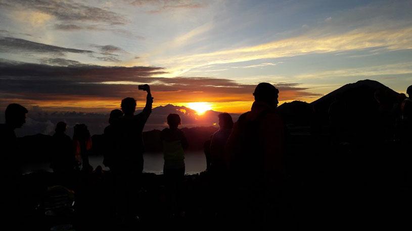 Mount Batur Sunrise Trek via Toya Bungkah