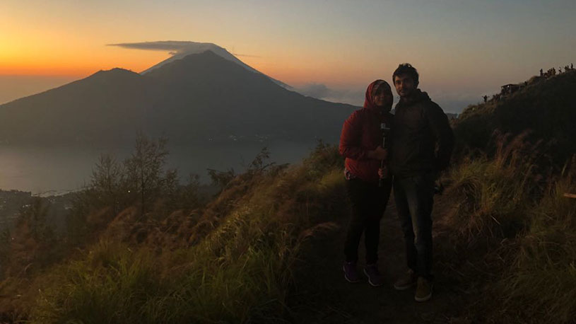 Mount batur sunrise trekking packages