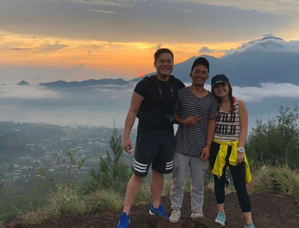 Why Mount batur sunrise trekking company
