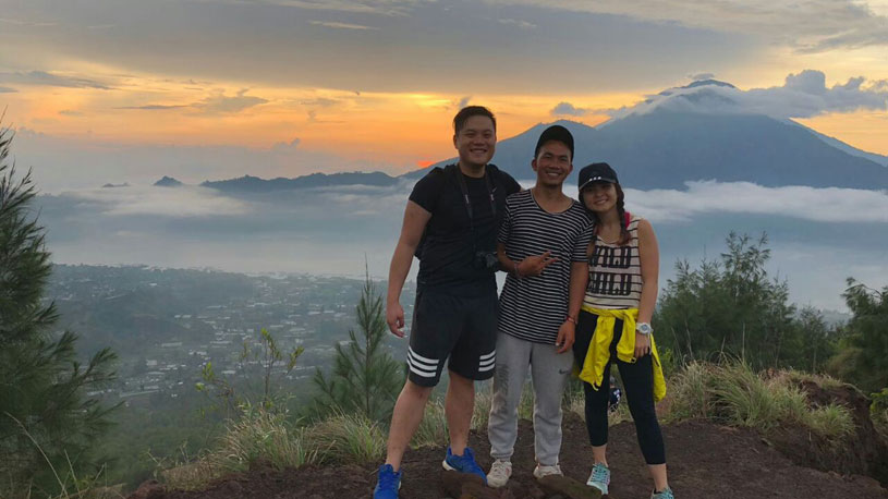 Why Mount batur sunrise trekking company