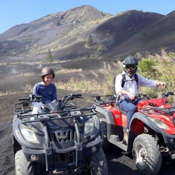 Batur Volcano ATV Ride Tours