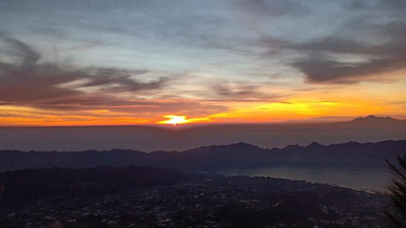 5 Best sunrise Treks in Bali