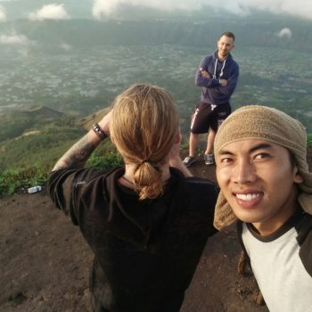 Trekking Mount Batur without a Guide