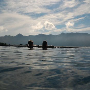Get Relaxed at Natural Hot Spring after Mount Batur Sunrise Trekking, Why Not