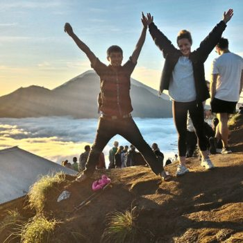 The Best Way to Trekking Mount Batur in Bali